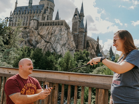 A Harry Potter Proposal