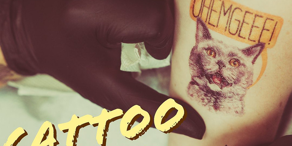 New Date! 2nd Cattoo Day! Proceeds all donated!