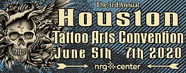 Houston Tattoo Convention