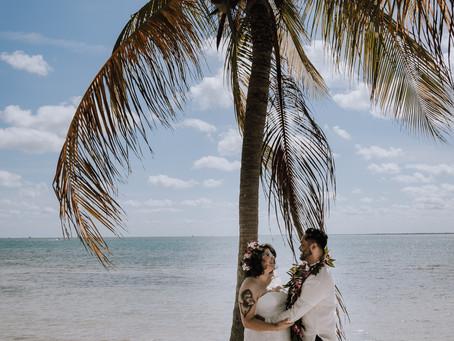 Linda and Christian's Miami Wedding