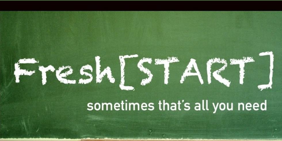 Fresh Start Series