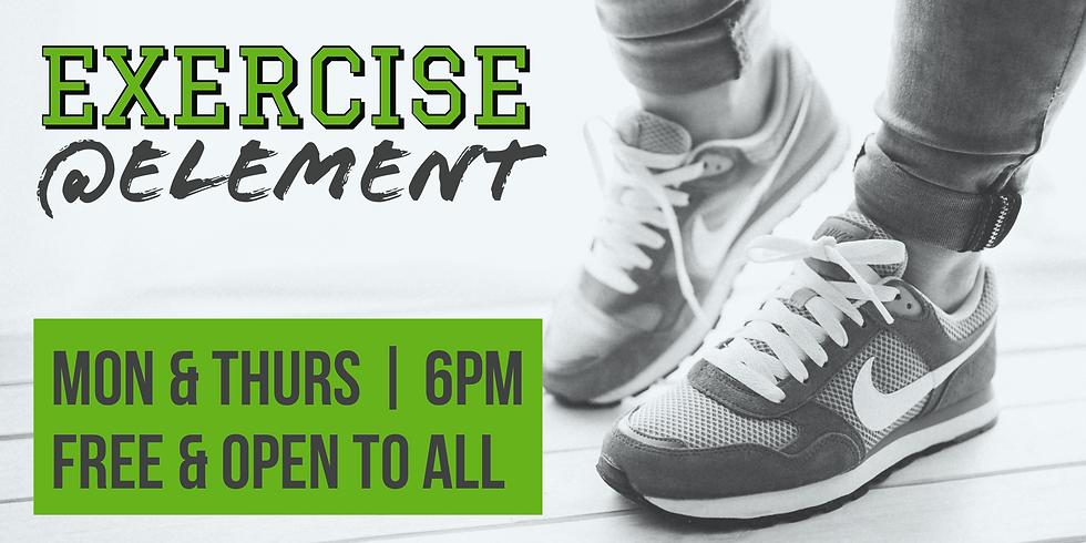 Exercise @ Element