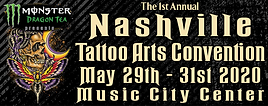Nashville Tattoo Convention May 29th 202