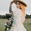 Thumbnail: White Boho Dress Rental