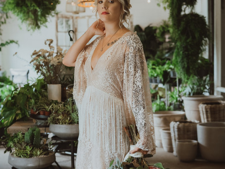 You'll love this Elopement and Micro Wedding venue surrounded by plants!