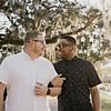 Mikel & David Downtown Orlando