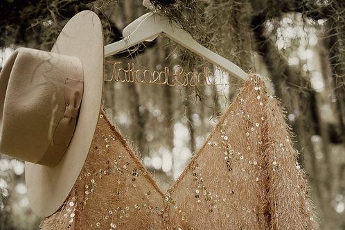 Shimmery Dress Rental