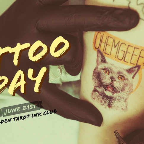 CATTOO DAY JUNE 21ST 2020