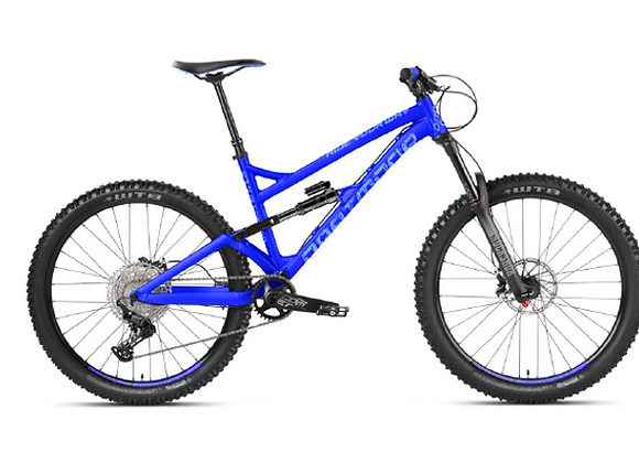2021 Dartmoor Blackbird Evo - Matt Space Blue 27.5