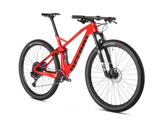 2021 ACCENT Hero Carbon X01 Eagle - Red/Black