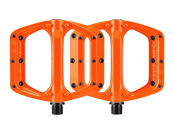 SPANK PEDALS SPOON DC - ORANGE