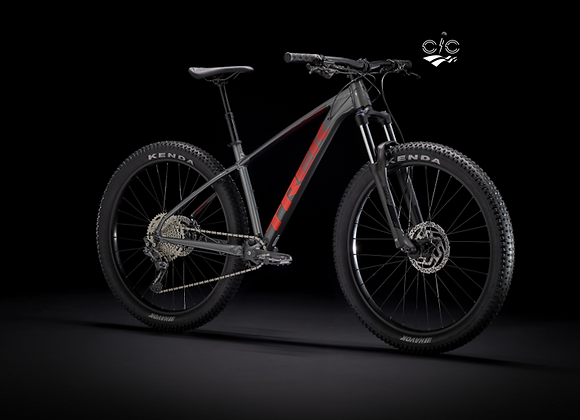 2021 Trek Roscoe 6 - Lithium Grey/Cobra Blood / 27.5""
