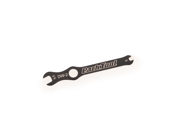 PARK TOOL DERAILLEUR CLUTCH WRENCH - ITEM # DW-2