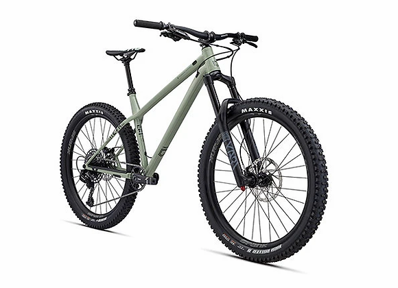 2021 Commencal META HT AM Essential - Heritage Green