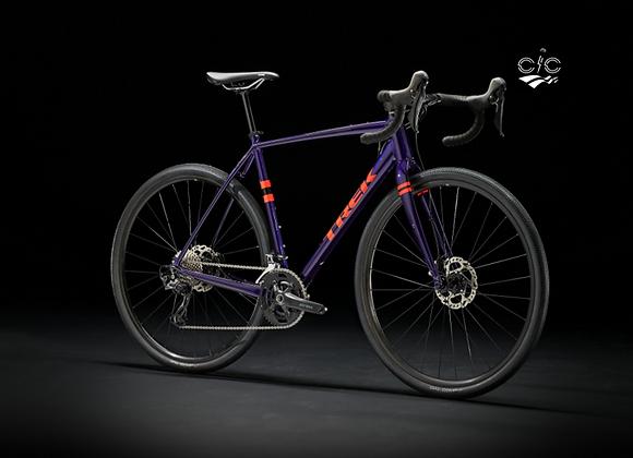 2021 Trek Checkpoint ALR 5 - Gravel Bike / Purple Abyss