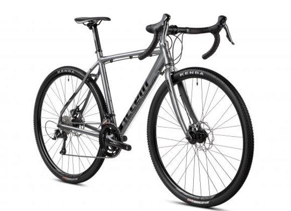 2021 ACCENT Falcon - Grey/Black - Gravel Bike