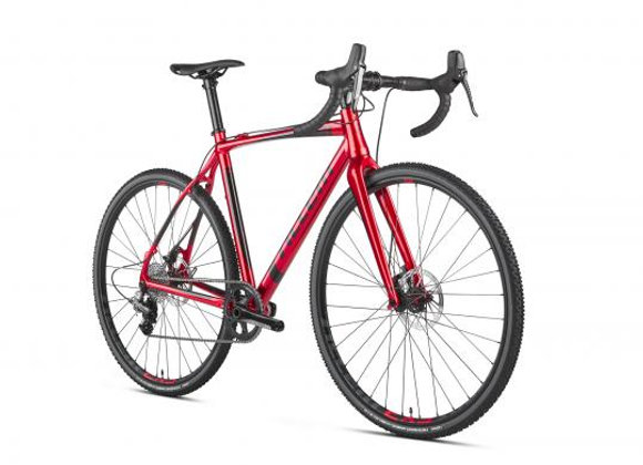2021 ACCENT CX-ONE PRO TA - Red