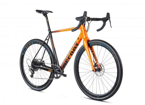 2021 ACCENT CX-One Carbon TGR - Tiger Orange