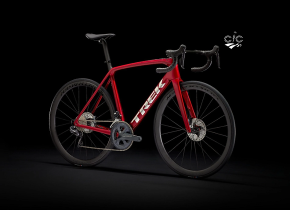 2021 Trek Émonda SLR Disc - Rage Red