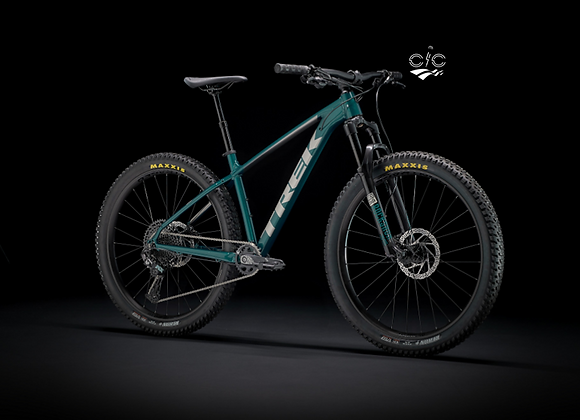 2021 Trek Roscoe 8 - Dark Aquatic/Metallic Gunmetal / 27.5""