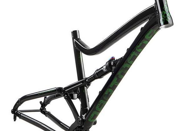 2021 Dartmoor Bluebird 29 Frame - Glossy Black/Forest Green