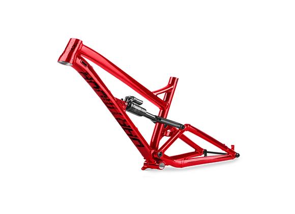 2021 Dartmoor Blackbird 29 Frame - Glossy Red Devil