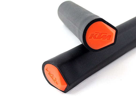 KTM GRIPS PRIME SILICONE AIR GRIP - BLACK