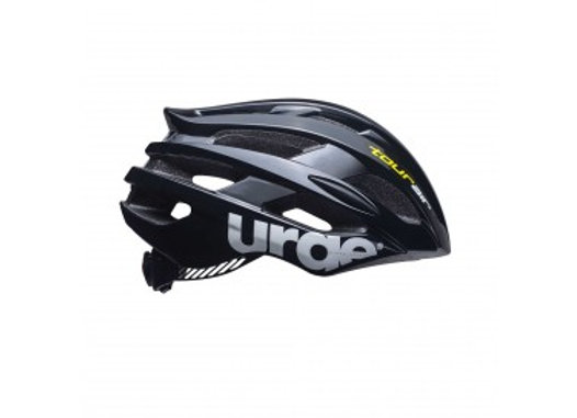 URGE - Tourair Black - Cross Country / Gravel Helmet