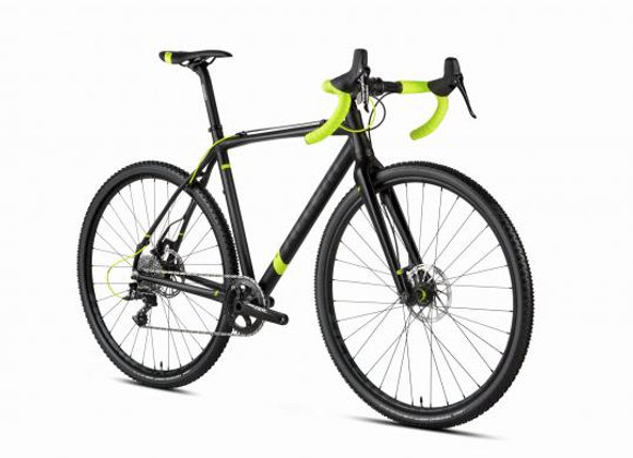 2021 ACCENT CX-One Pro - Black/Yellow Fluo