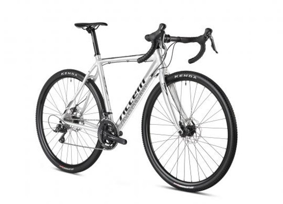 2021 ACCENT Falcon - Silver/Black - Gravel Bike