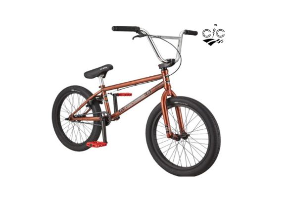 2021 GT Performer 21 - Copper Orange - Fade