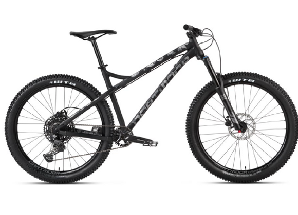 2021 Dartmoor Primal Evo - Matt Black/Grey 27.5""