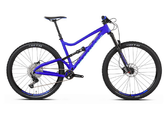 2021 Dartmoor Bluebird Pro - Matt Space Blue 29