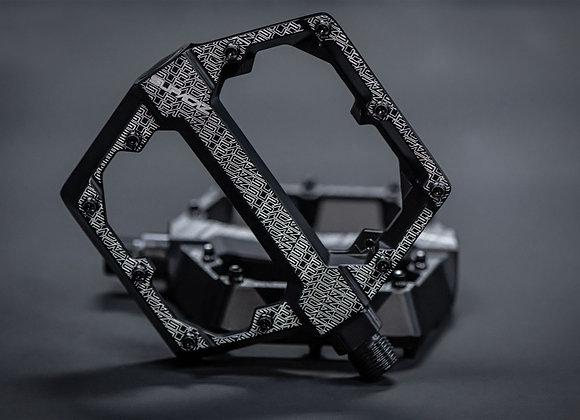 SUPACAZ - Braap Pedal – Alloy – Black