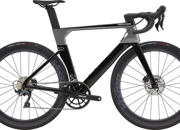 CANNONDALE SYSTEM Six CARBON ULTEGRA - BLACK PEARL