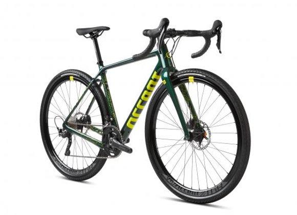 2021 ACCENT Freak Carbon GRX - Green-Lime - Gravel Bike
