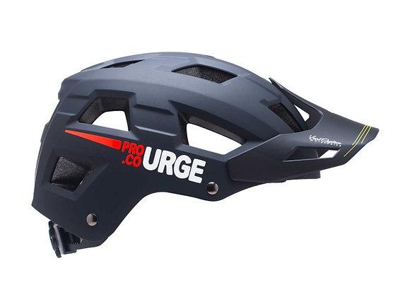 URGE - Venturo - All Mountain Helmet - Black