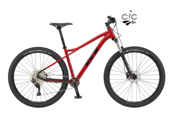 2021 GT AVALANCHE ELITE - GLOSS MYSTIC RED