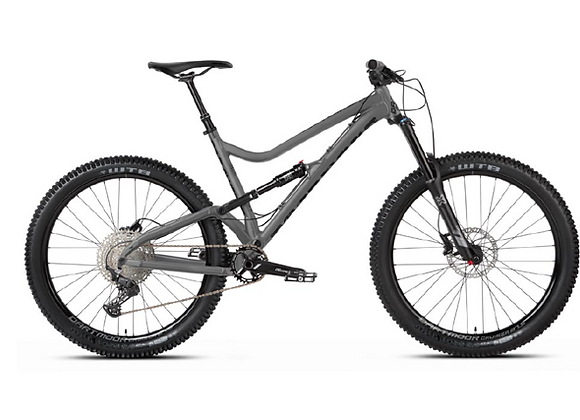 2021 Dartmoor Bluebird Evo - Matt Graphite/Black 27.5