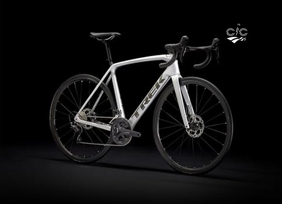 2021 Trek Émonda SL 5 Disc - Quicksilver/Brushed Chrome