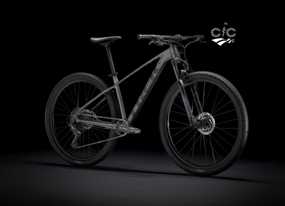 2021 Trek X-Caliber 8 Lithium Gray / Trek Black