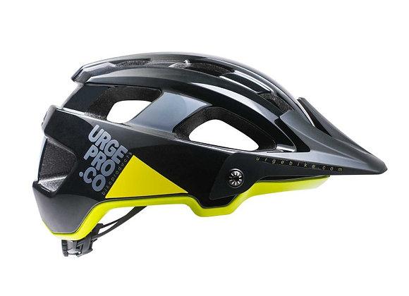 URGE - Alltrail - All Mountain Helmet - Black