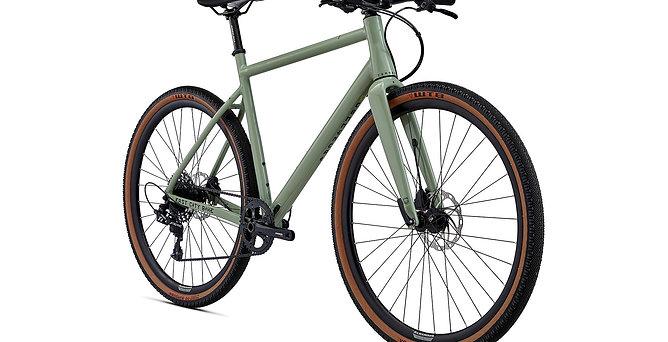 2021 Commencal FCB - Heritage Green Shiny Finish - Gravel Bike