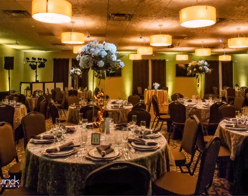 Banquet Hall at Shepherd Hills