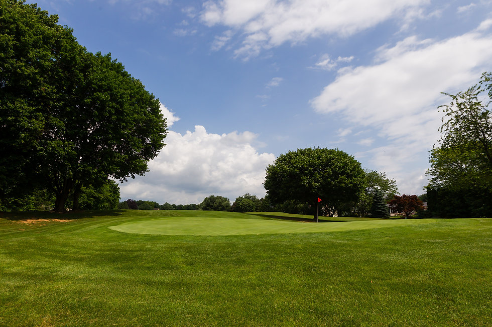 Where country club greens meet everyday low pricing