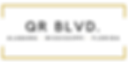 QR Blvd logo