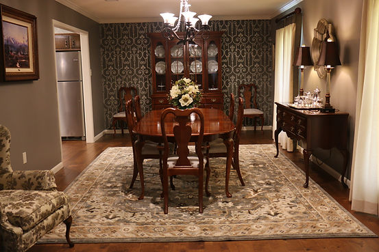 Dining Room Designs, Dining Room Remodel, Ocean Springs MS