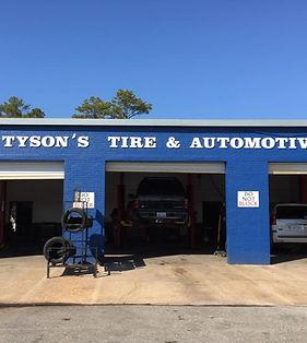 Bobby Tyson's Tire & Auto Ocean Springs, MS