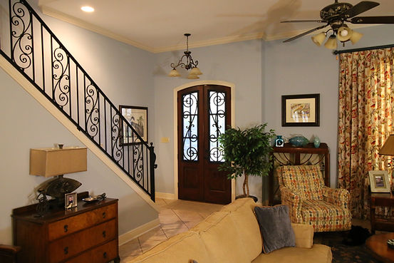 Foyer Desins, Foyer Remodels, Ocean Springs MS