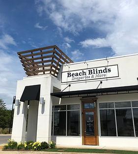 Beach Blinds, Draperies & More - Inlet Beach, FL - 30A